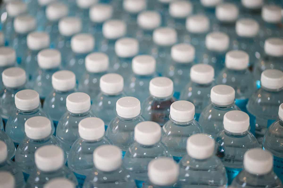 Importation d'eau potable de Turquie : commerce de gros