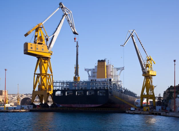Marine shipping from Turkey with Tebadul International Trading Company