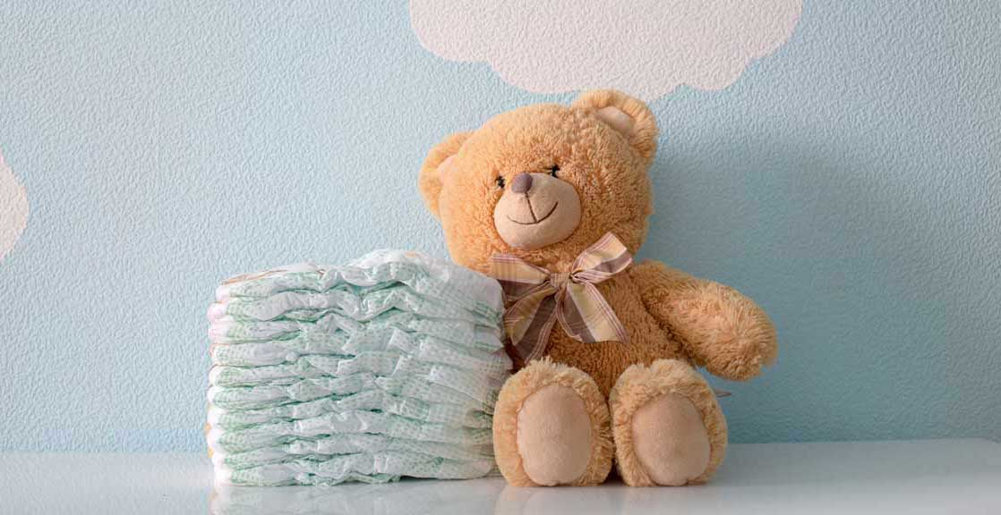 Wholesale baby diapers in Turkey
