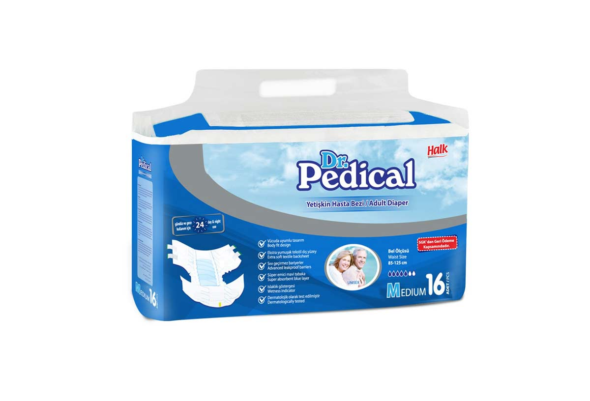 Wholesale adult diapers in Turkey