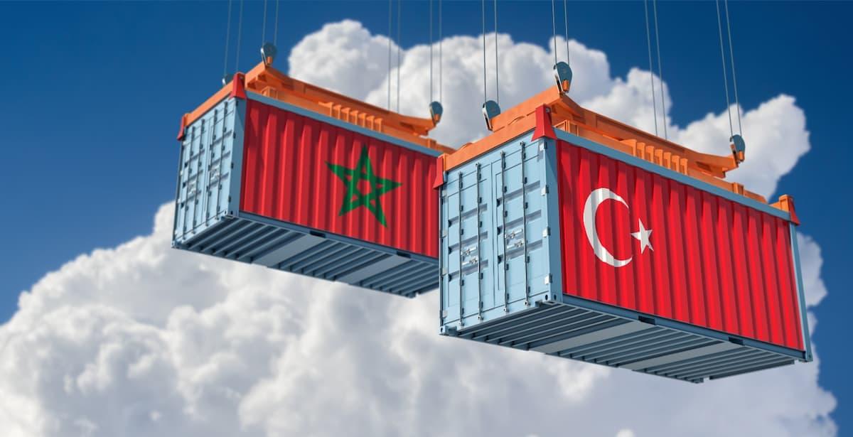 Méthodes et frais d'importation depuis la Turquie au Maroc