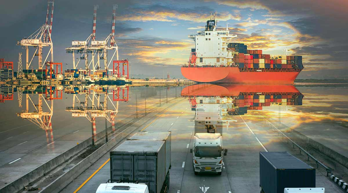 Shipping services to and from Turkey with Tebadul International Trading Company