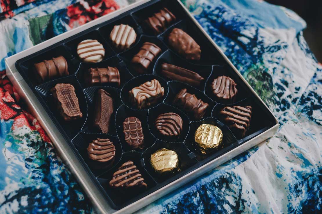 استيراد أفضل أنواع الشوكولاتة من تركيا