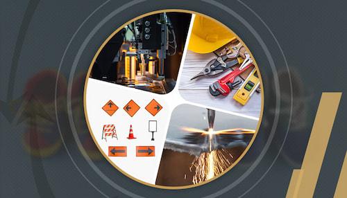 Machines et équipements industriels