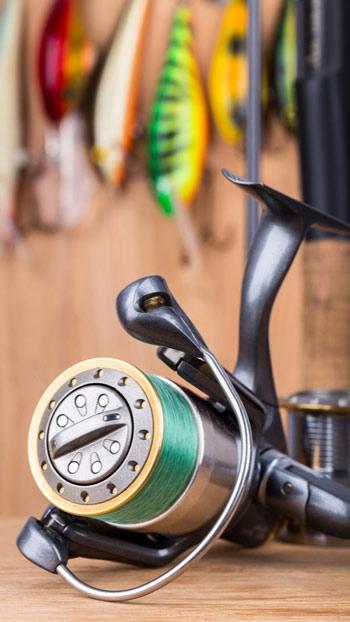 أدوات صيد السمك