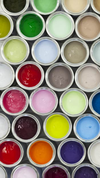 Paint Material
