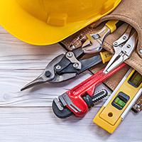 Équipements industriels et fournitures d'atelier