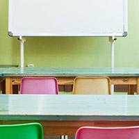 Matériel des écoles et des garderies