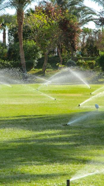 Garden Irrigation Systems